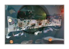Spiegelungen im Cafe im Kunsthaus 02