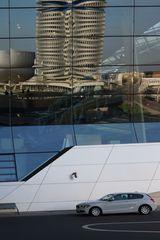 Spiegelungen In den BMW Welten