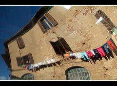 Spiegelungen Siena
