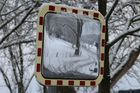 Spieglein,Spieglein an der Stange hoffentlich bleibt der Schnee nicht ganz so lange