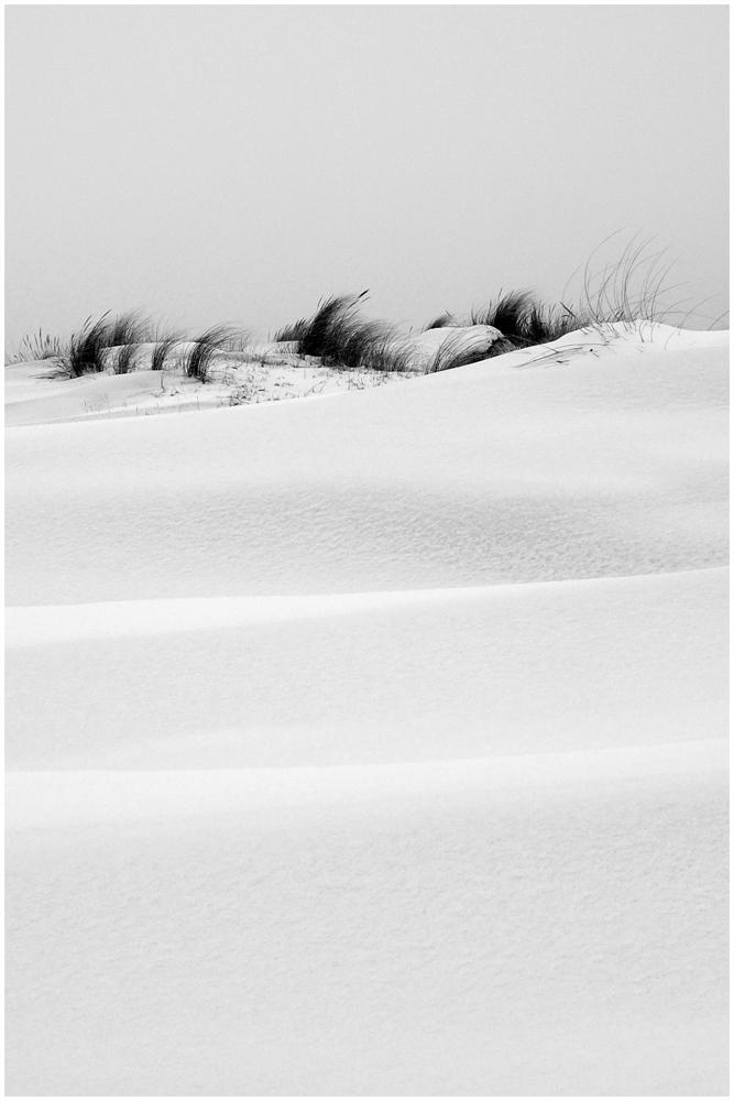 Spiekeroog in der winterstillen Zeit