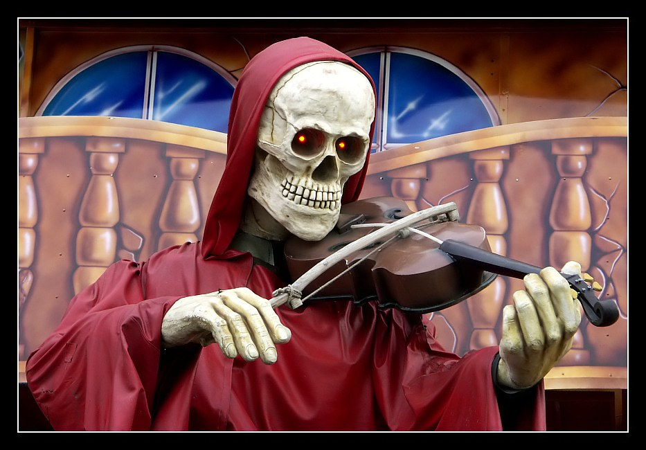 spiel mir das Lied vom Tod