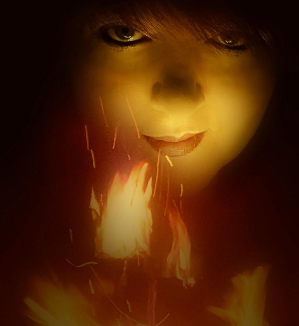 Spiel mit dem Feuer......
