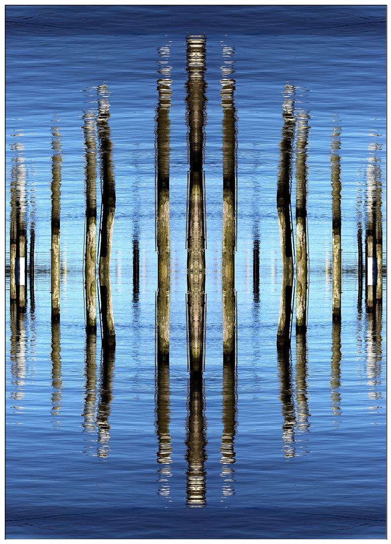 Spiel mit Spiegelung