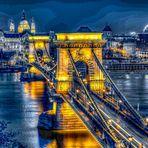 Spielerei mit einer Brücke