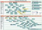 Spielplan ELBJAZZ 2013