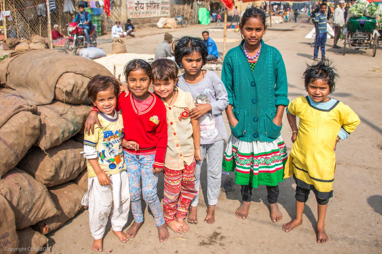 Spielplatz in Kanpur