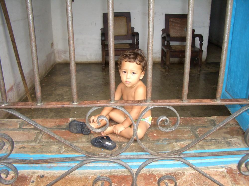 Spielplatz in Kuba