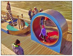 Spielplatz Seebrücke