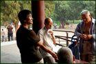 Spieltag in Bejing