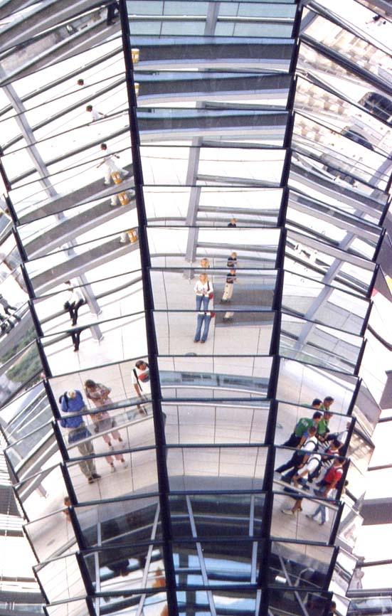 Spiglein, Spieglein im Reichstag...