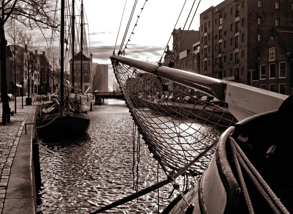 Spilsluizen Groningen