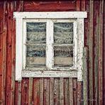 Spinnenfenster...