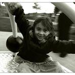 Spinning I / Ramana / Neston U.K.
