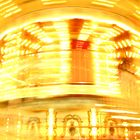 Spinning Lights in a Merry Go Round