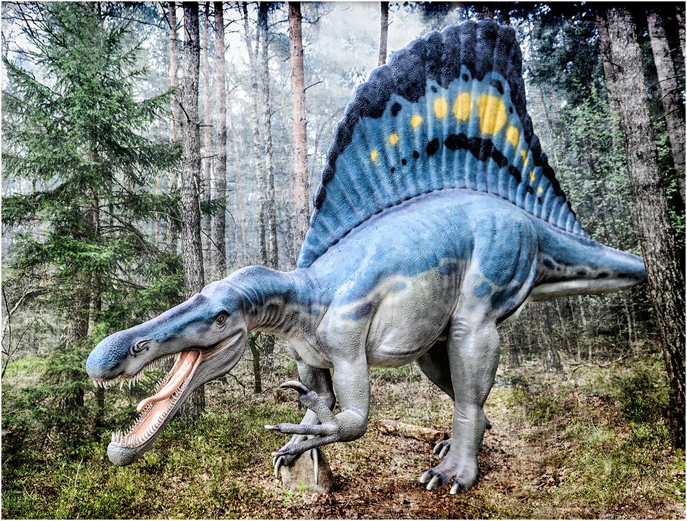 Spinosaurus - Dornenechse