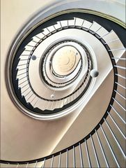 * spiral staircase * *  *
