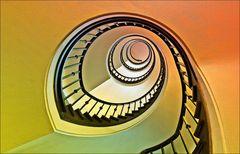 * spiral staircase * * *