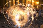 spirali nella notte