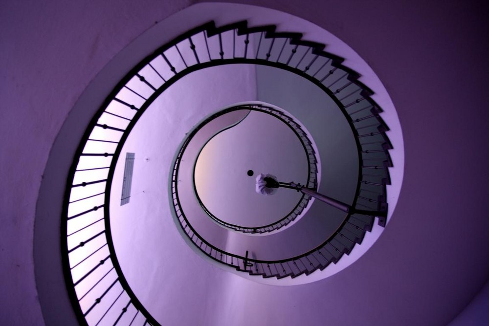 Spiraltreppe