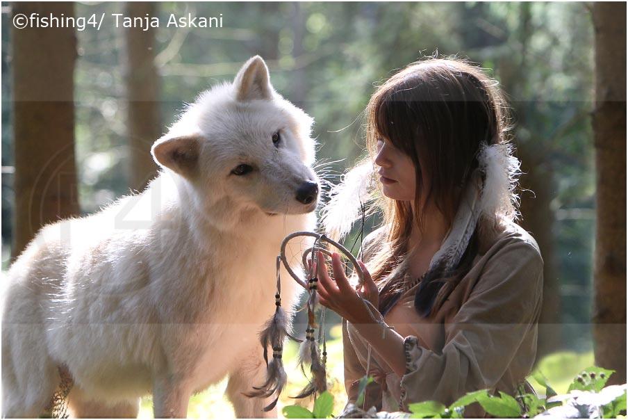 Spirit of the Wolf ...