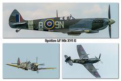 Spitfire LF Mk XVI E