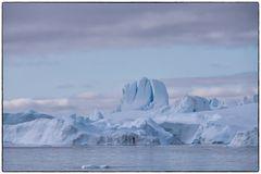 Spitzen im Eis