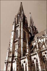 Spitzenduett im Bistum Regensburg | Regensburger Dom