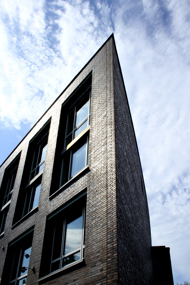Spitzer Winkel Foto Bild Architektur Profanbauten