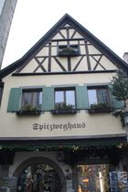 Spitzweghaus in Rothenburg o.d.T.