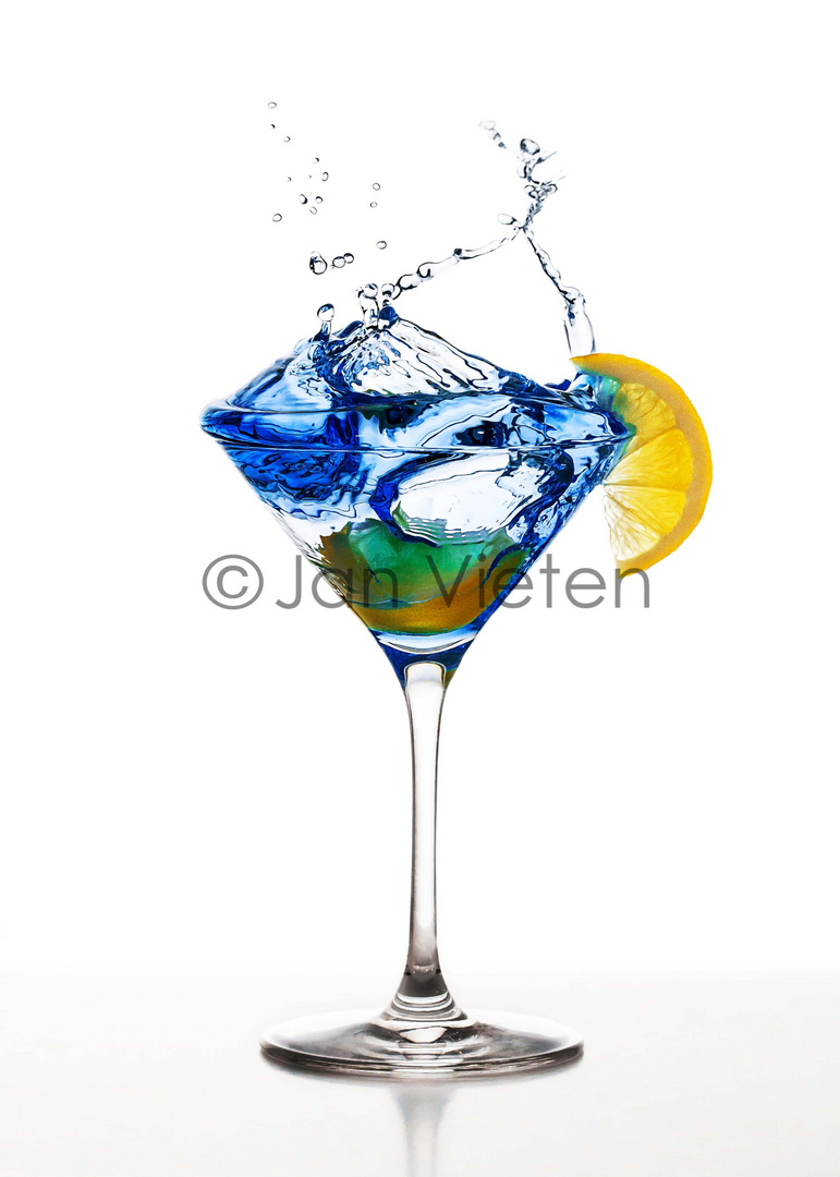 - Splash -