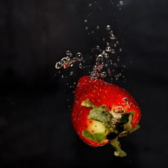 Splash Erdbeere II