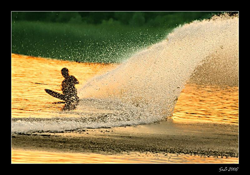 Splash of Light