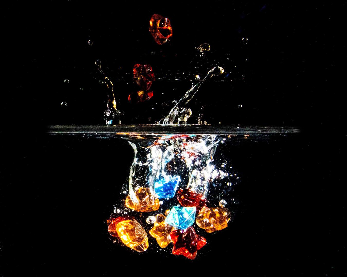 Splash Sterne