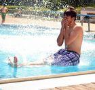 Splashdiving!