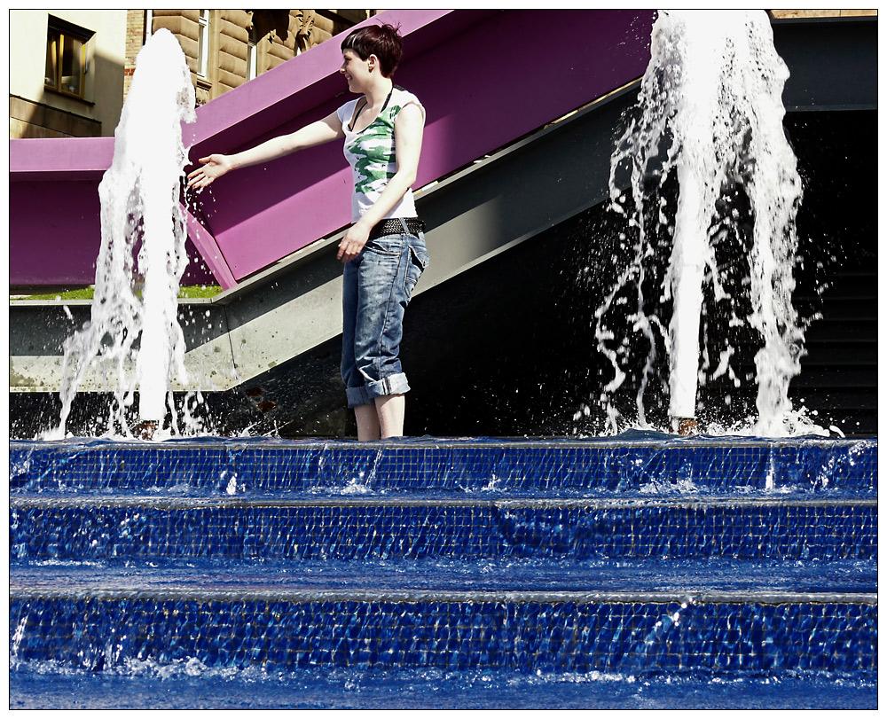 splish - splash I