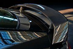 Spoiler am Audi R8