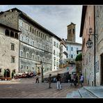 Spoleto - Piazza Duomo