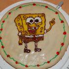 Spongebob-Kuchen