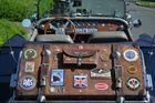 Spontan ein detailverliebter Morgan beim Autofest in Hattingen