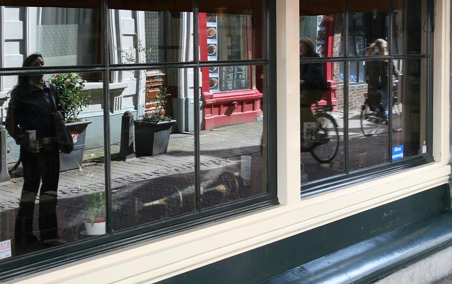 spontan in Haarlem