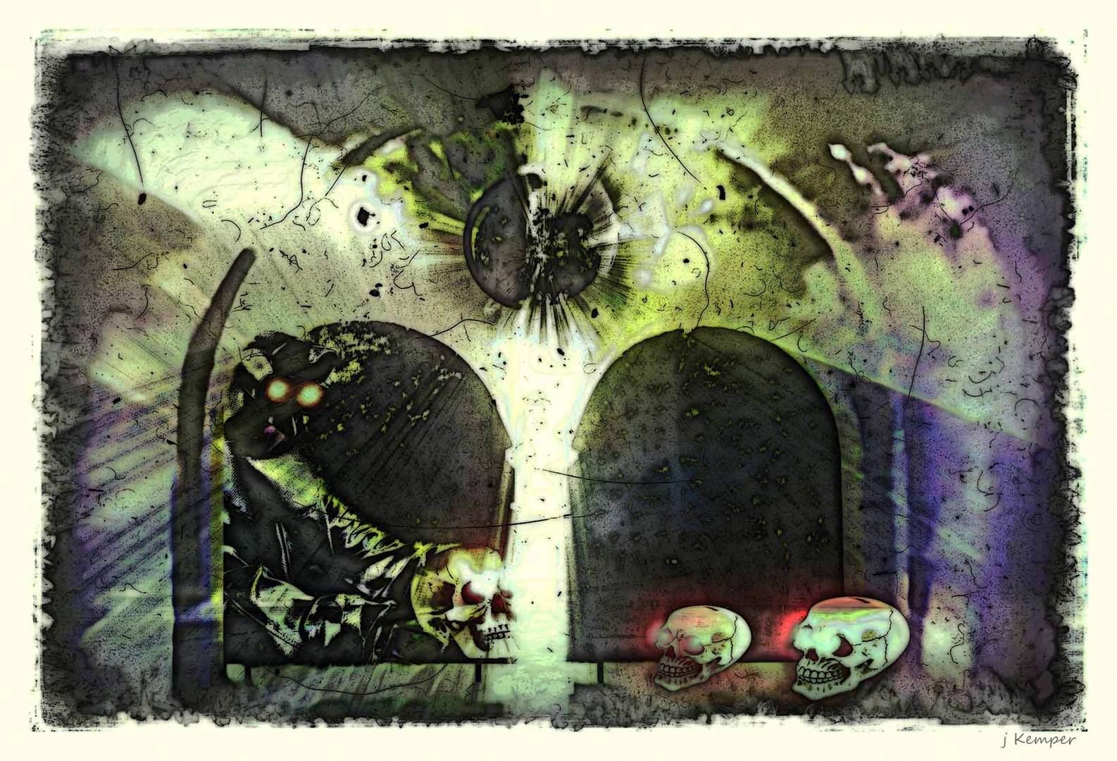 - spooky -