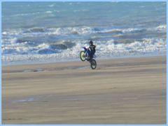..Sport autorisé sur la plage ????