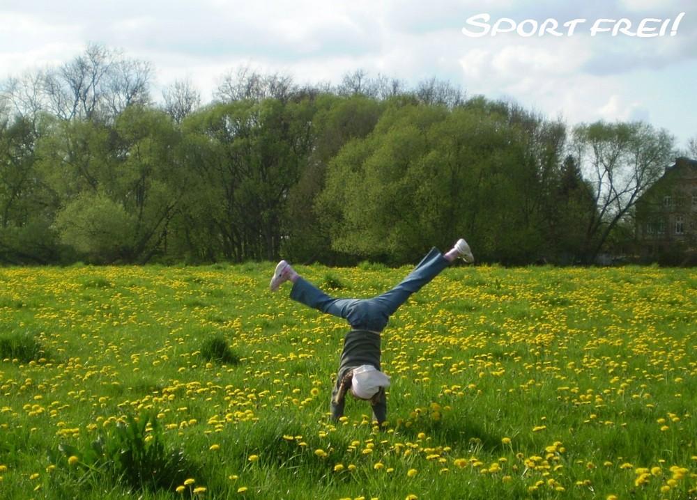 Sport frei!