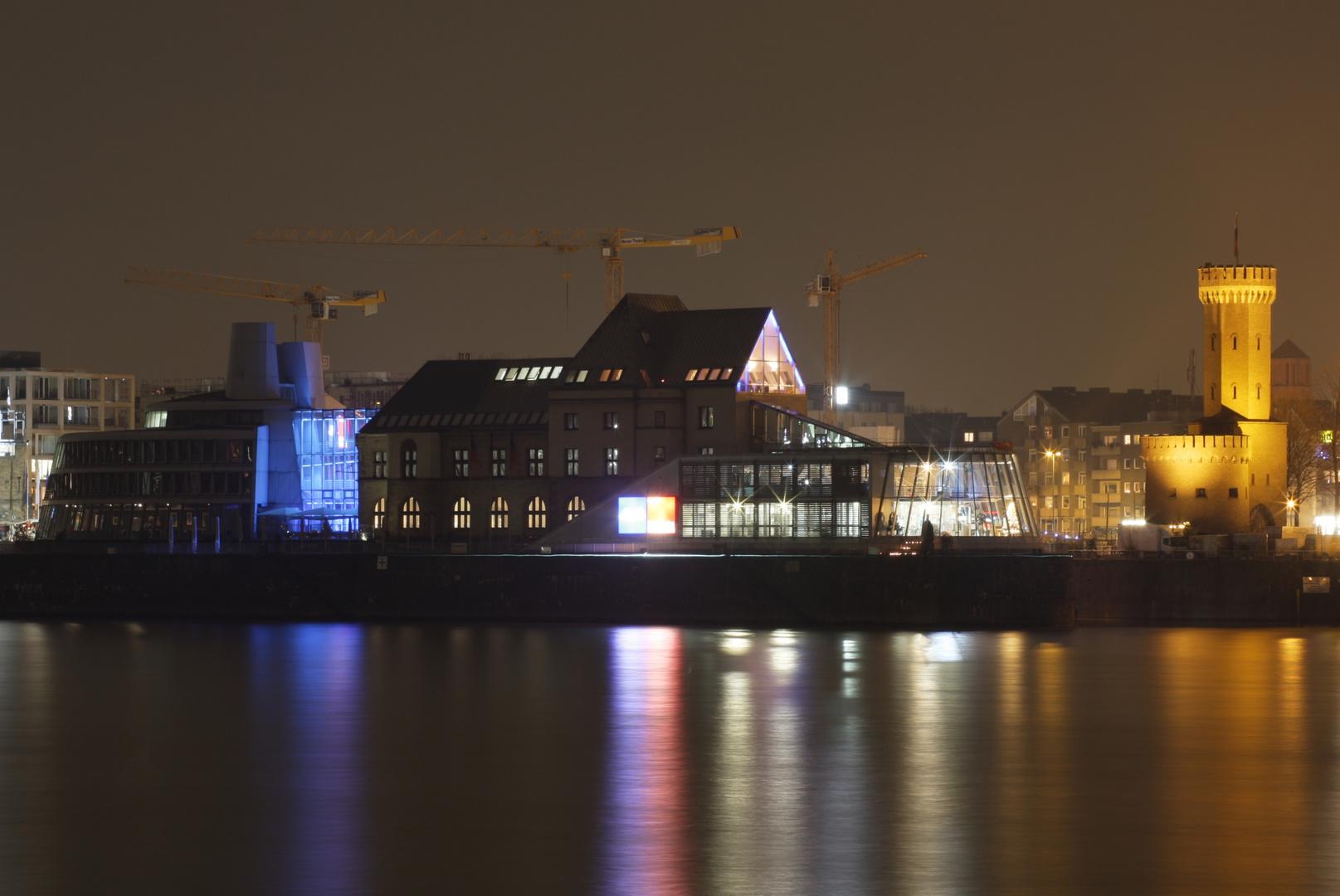 Sport & Olympia Museum mit Schokoladenmuseum und Malakoffturm Köln