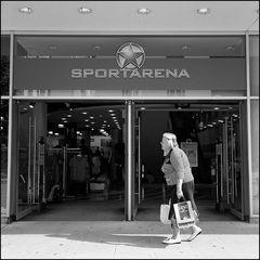 Sportarena - Stuttgart 2008