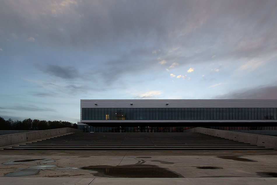 Sporthalle Varazdin 29