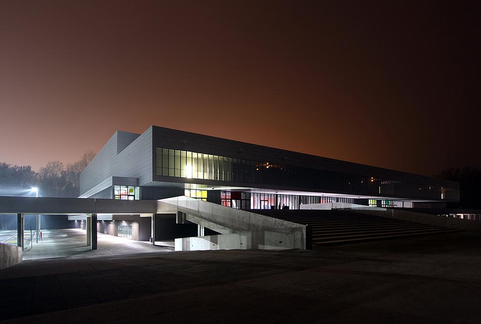Sporthalle Varazdin 4
