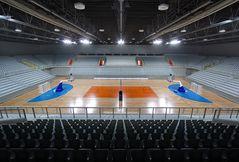 Sporthalle Varazdin 7