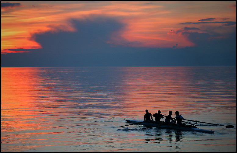 .. Sportif Sunset ..